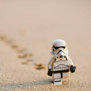 Régression et parcours du Héros : de la Bible à Star Wars (conférence) - Reine-Marie Halbout @ Forum 104 (Paris) + visio